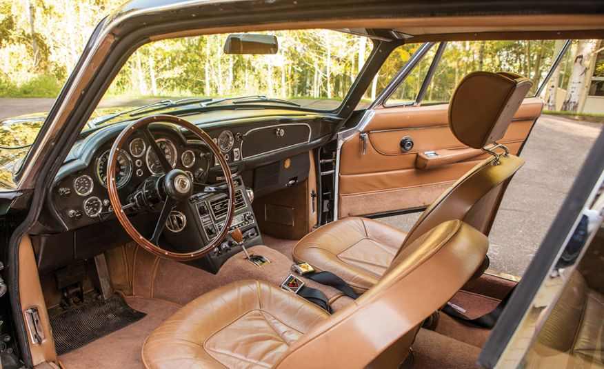 1967 Aston Martin DB6 Shooting Brake - Slide 13