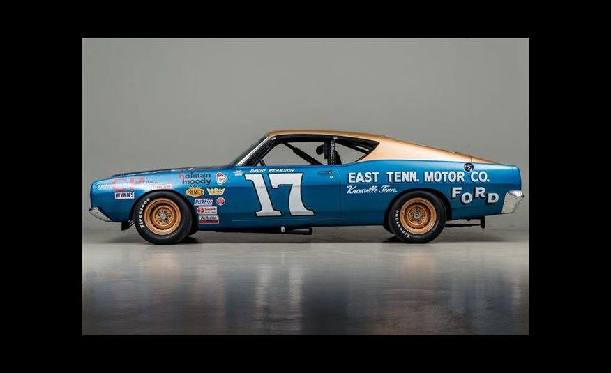 1968 Ford Torino Coupe race car - Slide 3