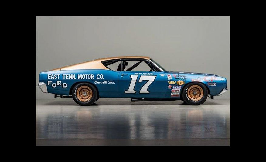 1968 Ford Torino Coupe race car - Slide 4