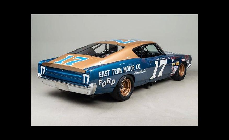 1968 Ford Torino Coupe race car - Slide 5