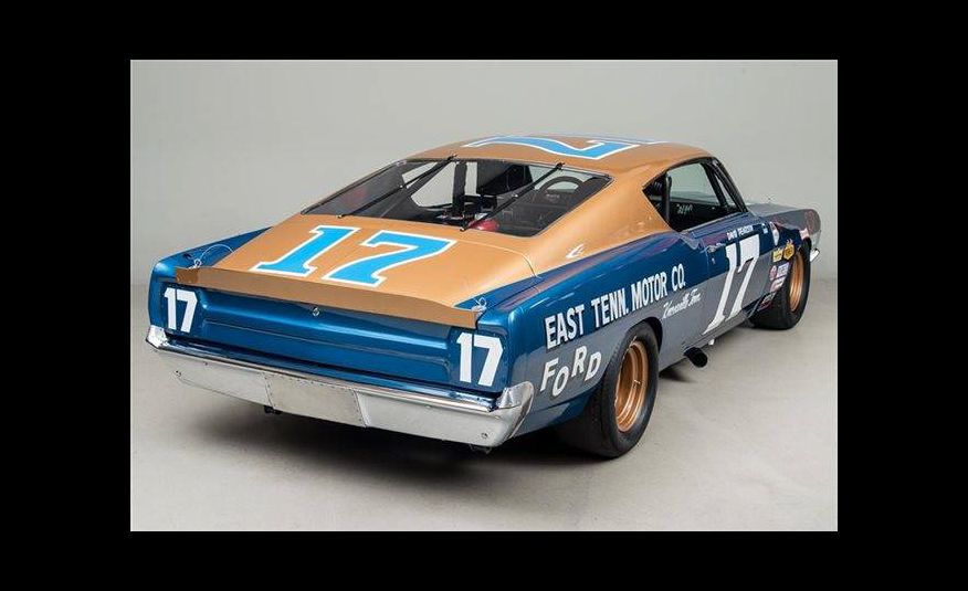 1968 Ford Torino Coupe race car - Slide 6