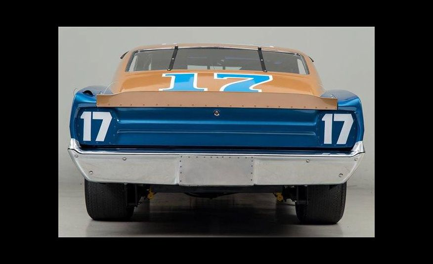 1968 Ford Torino Coupe race car - Slide 8