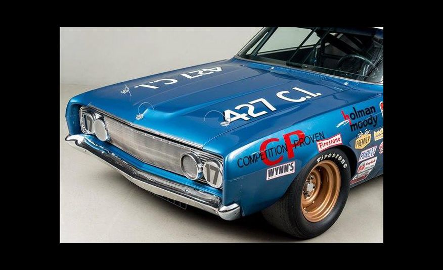 1968 Ford Torino Coupe race car - Slide 9