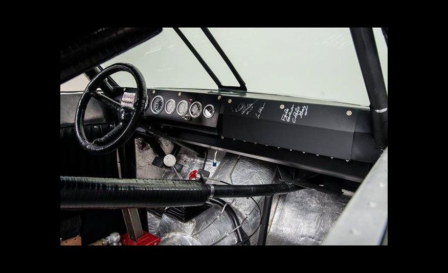 1968 Ford Torino Coupe race car - Slide 28