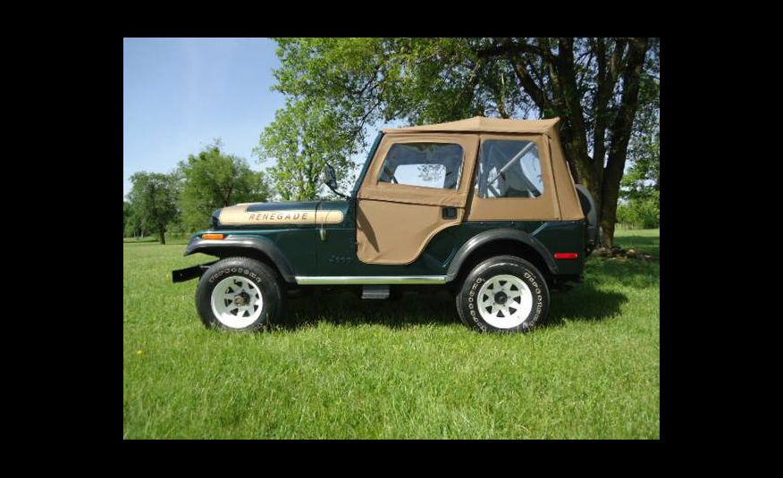 1976 Jeep CJ-5 - Slide 2