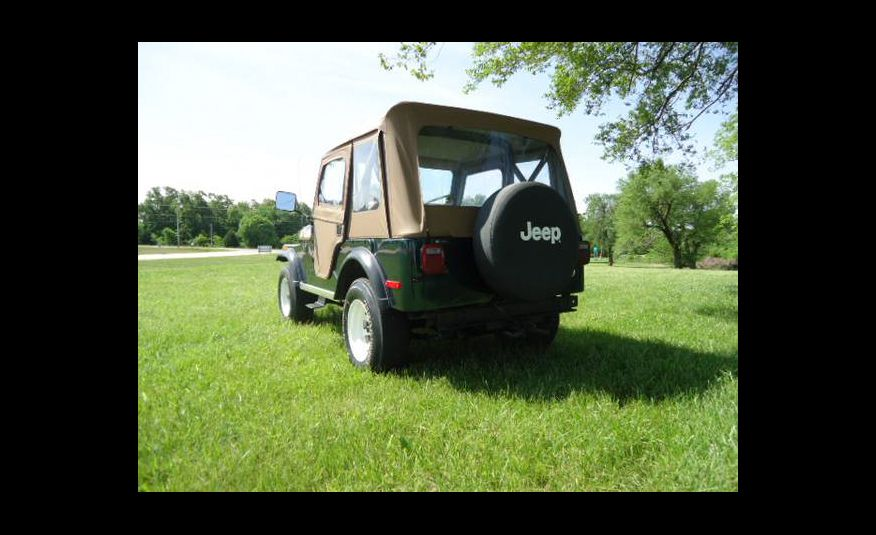 1976 Jeep CJ-5 - Slide 3