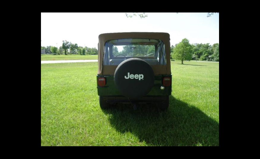 1976 Jeep CJ-5 - Slide 4