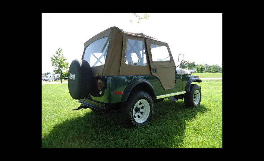 1976 Jeep CJ-5 - Slide 5