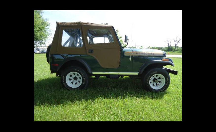 1976 Jeep CJ-5 - Slide 6