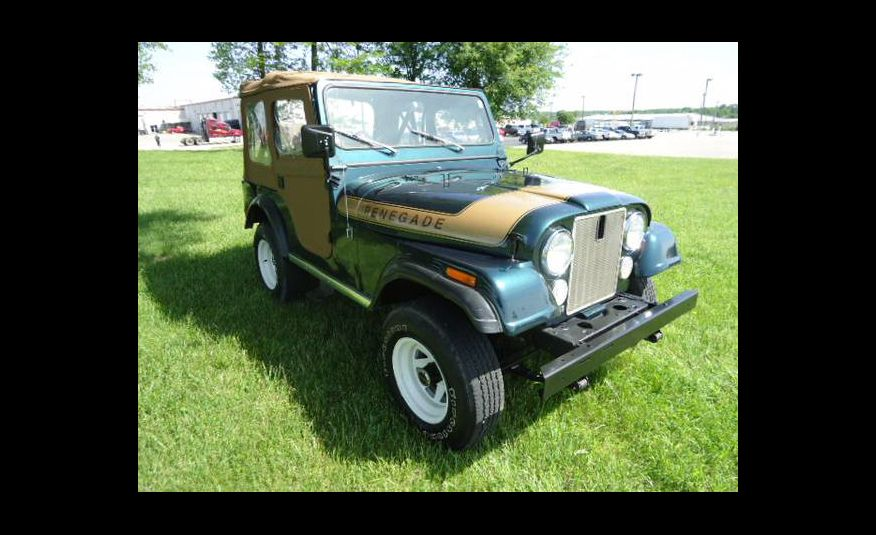 1976 Jeep CJ-5 - Slide 7