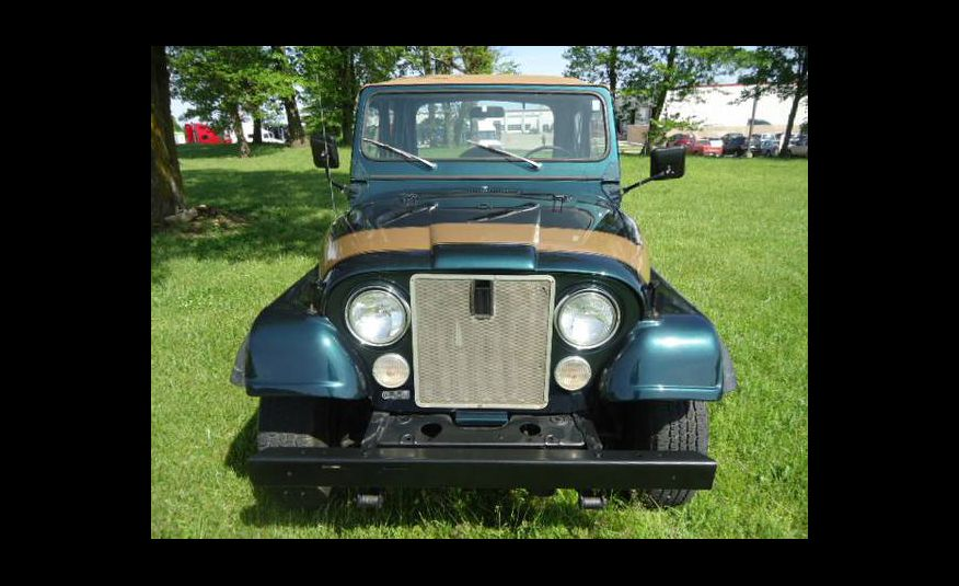 1976 Jeep CJ-5 - Slide 8