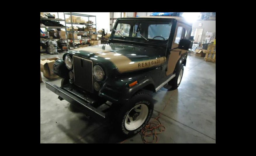 1976 Jeep CJ-5 - Slide 9
