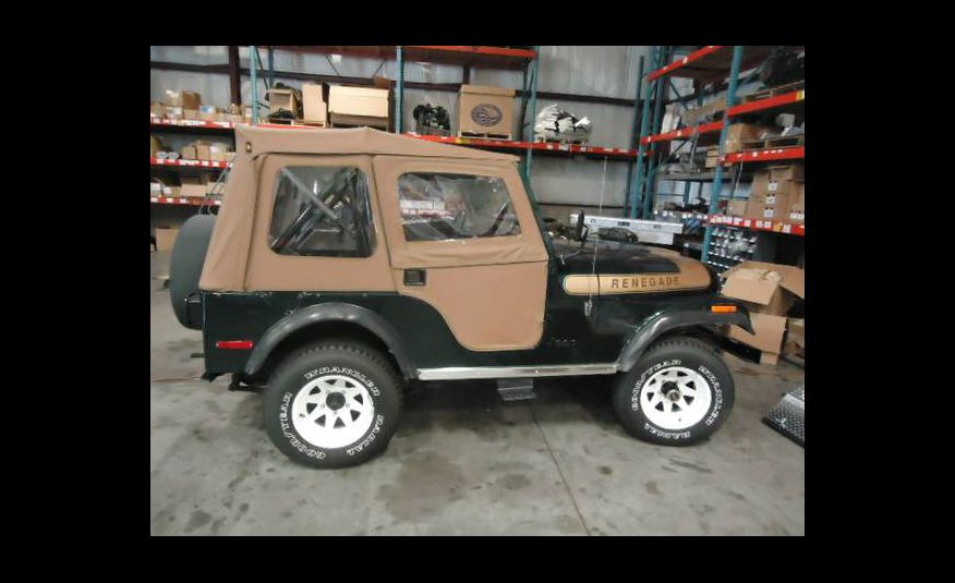 1976 Jeep CJ-5 - Slide 10