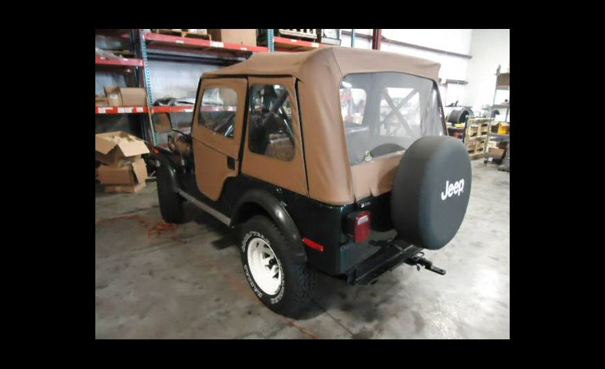 1976 Jeep CJ-5 - Slide 11