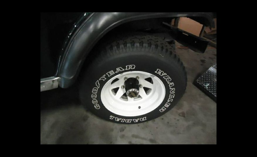 1976 Jeep CJ-5 - Slide 13