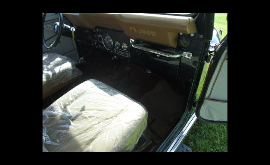 1976 Jeep CJ-5 - Slide 15