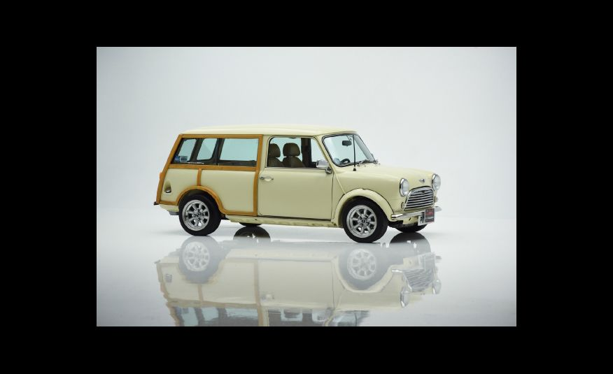 "1979 Austin Mini ""Countryman"" - Slide 2"
