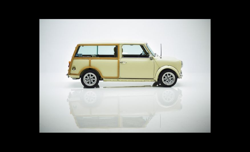 "1979 Austin Mini ""Countryman"" - Slide 3"