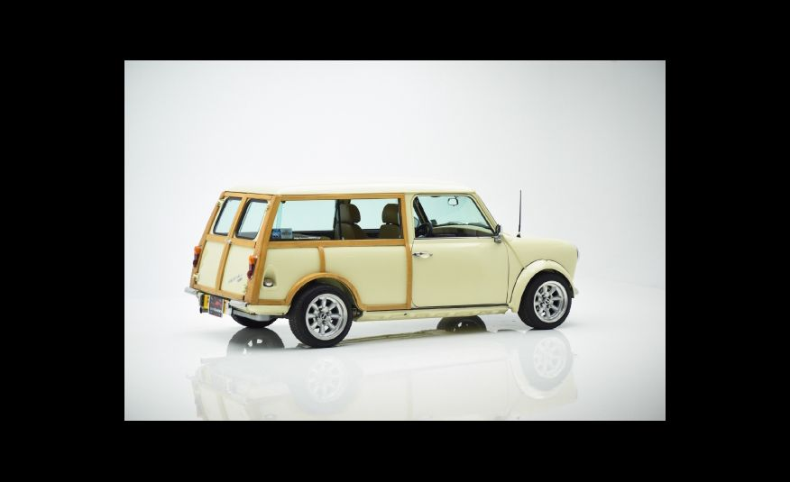 "1979 Austin Mini ""Countryman"" - Slide 4"