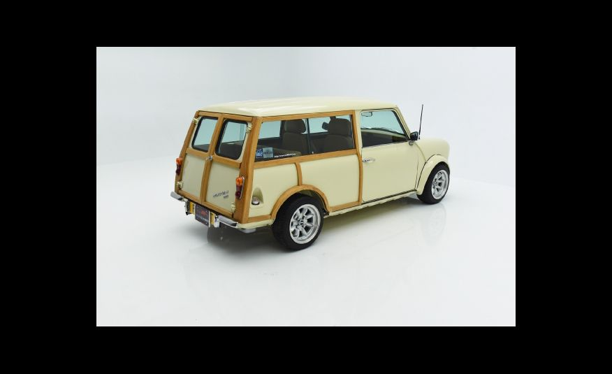 "1979 Austin Mini ""Countryman"" - Slide 5"