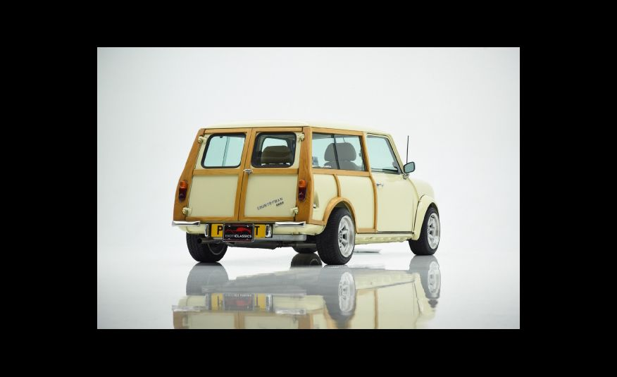 "1979 Austin Mini ""Countryman"" - Slide 6"