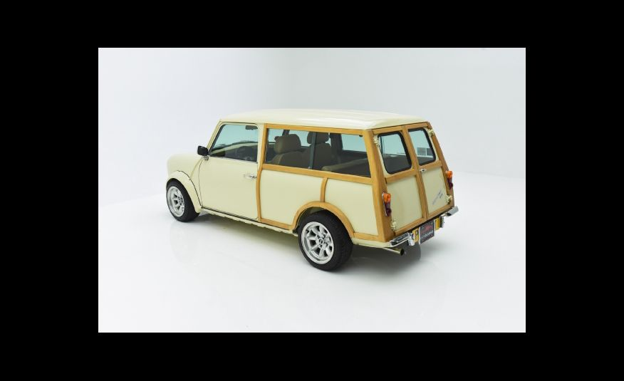 "1979 Austin Mini ""Countryman"" - Slide 9"