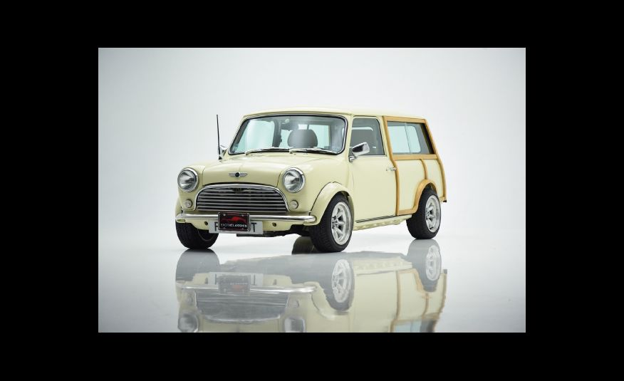 "1979 Austin Mini ""Countryman"" - Slide 11"