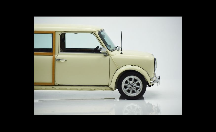 "1979 Austin Mini ""Countryman"" - Slide 13"