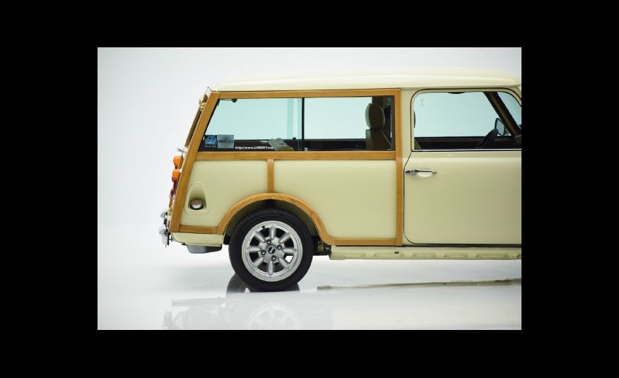 "1979 Austin Mini ""Countryman"" - Slide 16"