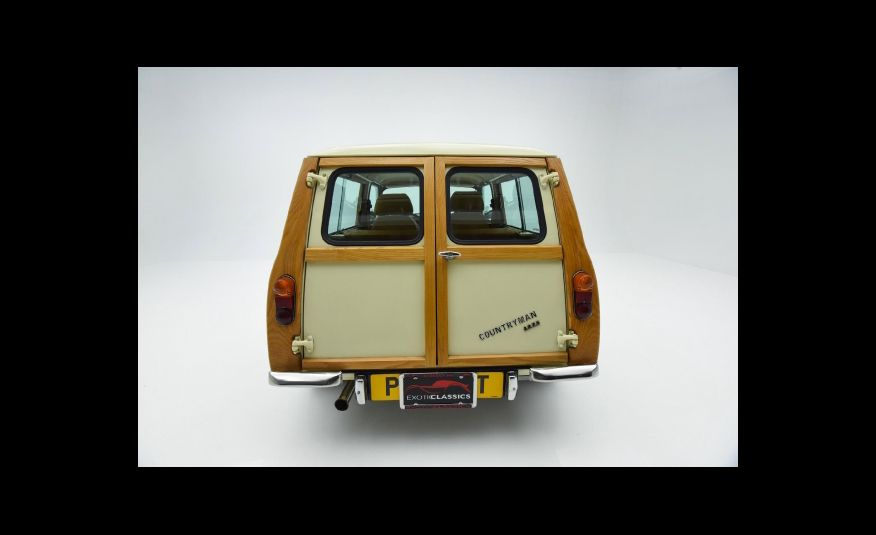 "1979 Austin Mini ""Countryman"" - Slide 17"