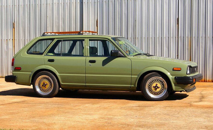 1983 Honda Civic - Slide 1
