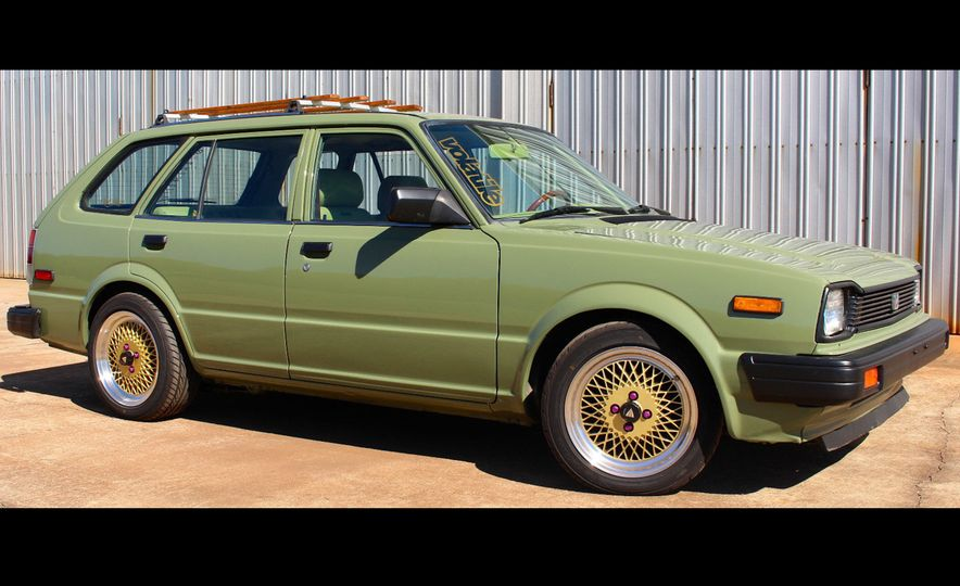 1983 Honda Civic - Slide 2