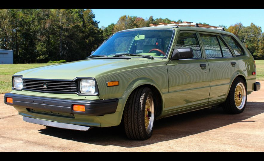 1983 Honda Civic - Slide 3