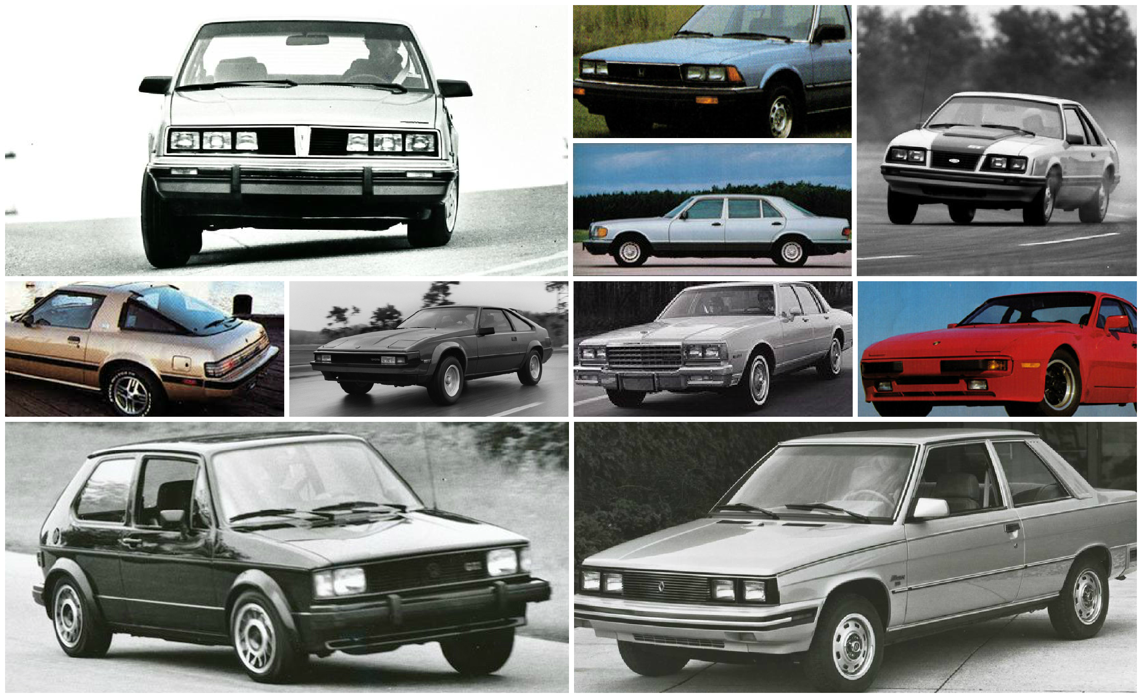 The Best Around: Car and Driver's 10Best Cars through the Decades - Slide 2