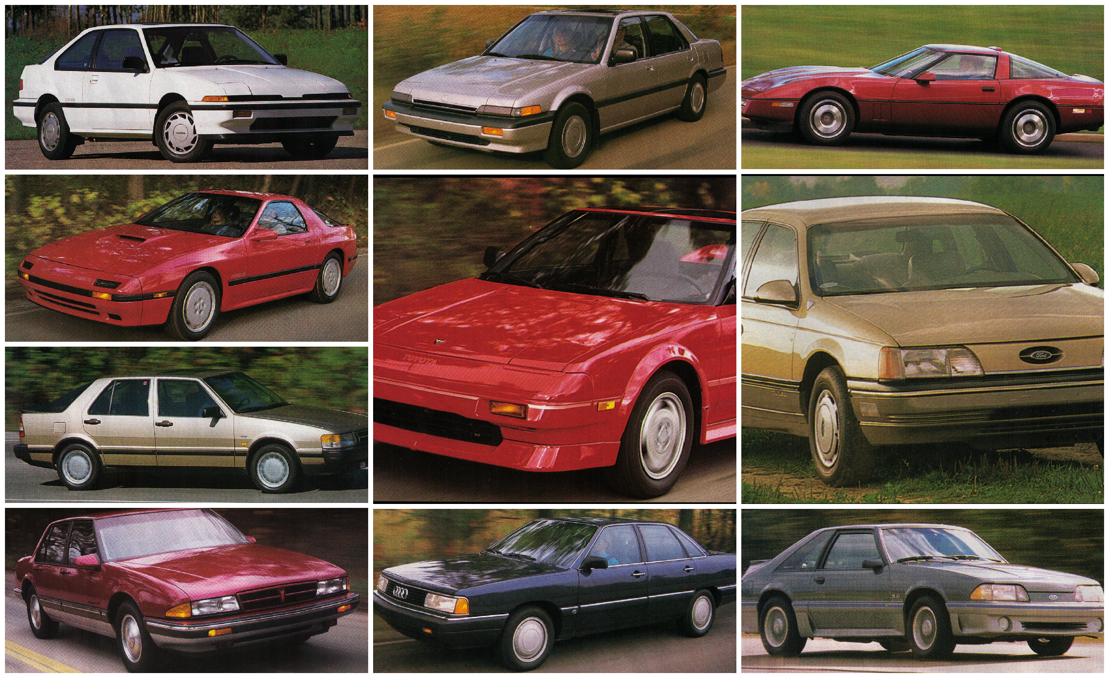 The Best Around: Car and Driver's 10Best Cars through the Decades - Slide 6