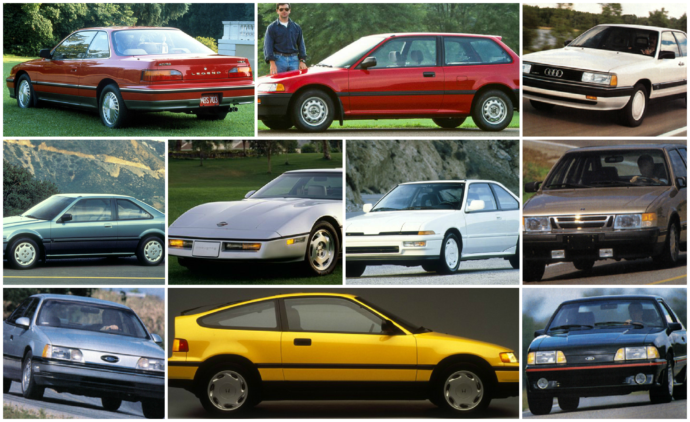 The Best Around: Car and Driver's 10Best Cars through the Decades - Slide 7