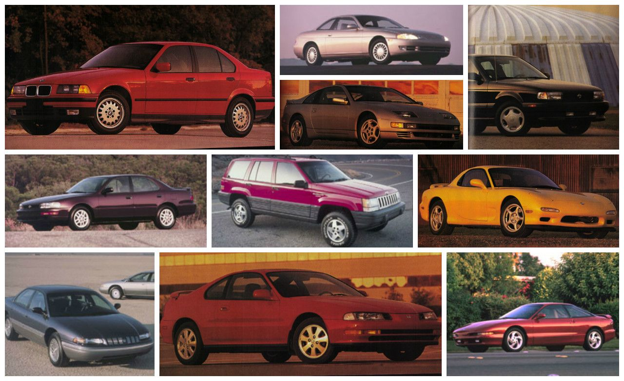 The Best Around: Car and Driver's 10Best Cars through the Decades - Slide 12