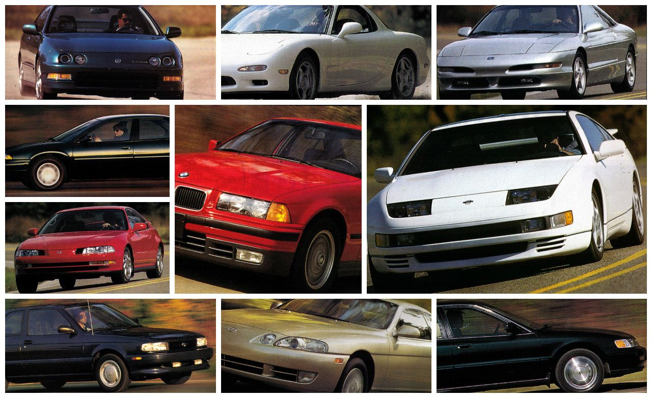 The Best Around: Car and Driver's 10Best Cars through the Decades - Slide 13