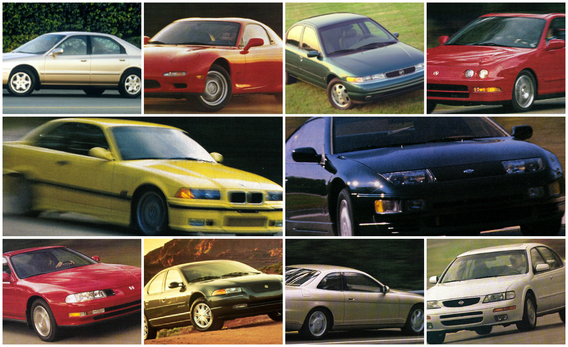 The Best Around: Car and Driver's 10Best Cars through the Decades - Slide 14
