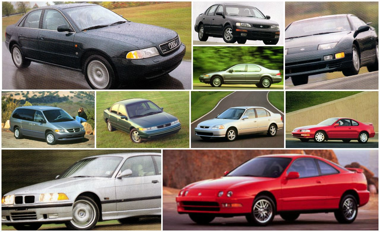The Best Around: Car and Driver's 10Best Cars through the Decades - Slide 15