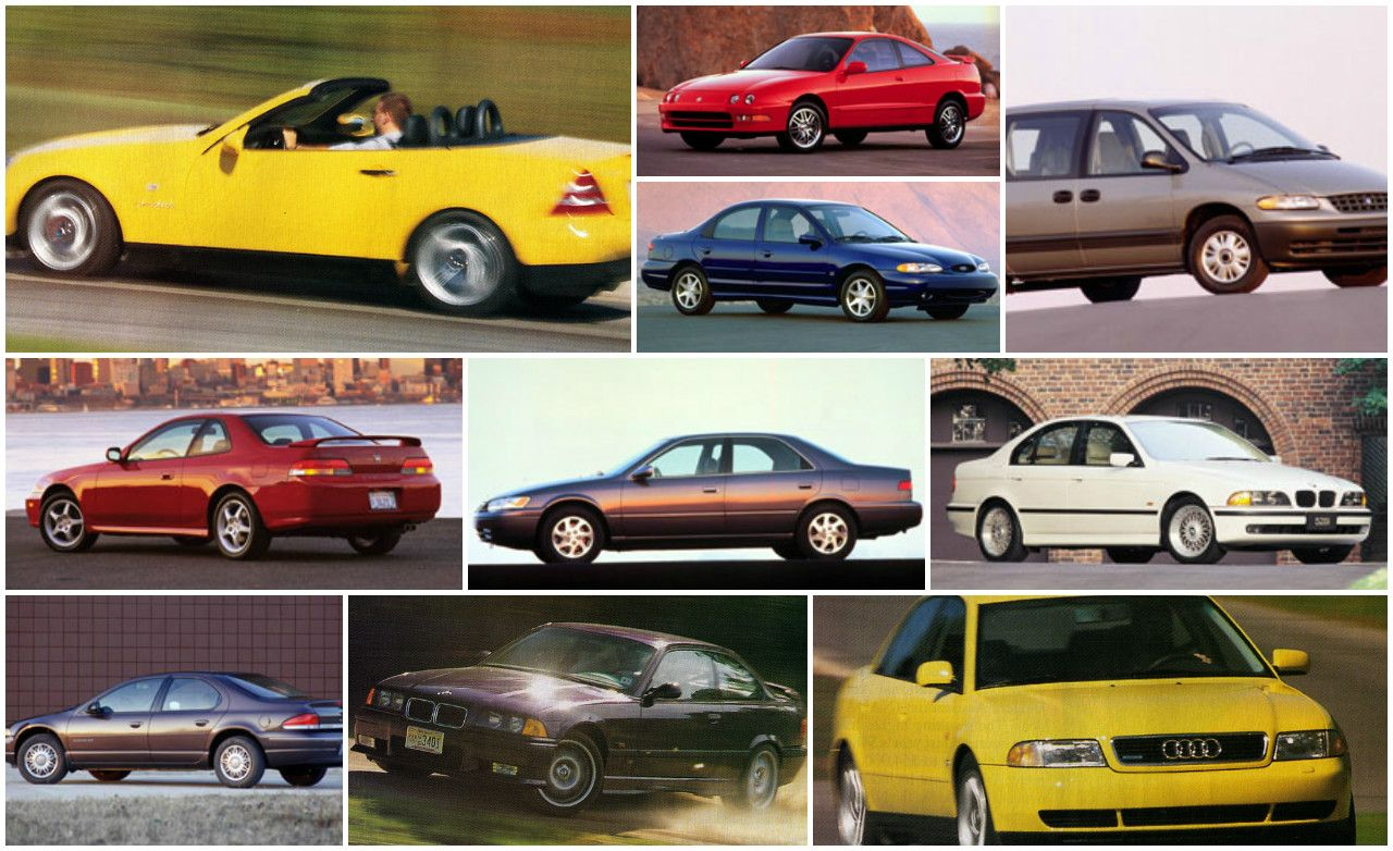 The Best Around: Car and Driver's 10Best Cars through the Decades - Slide 16