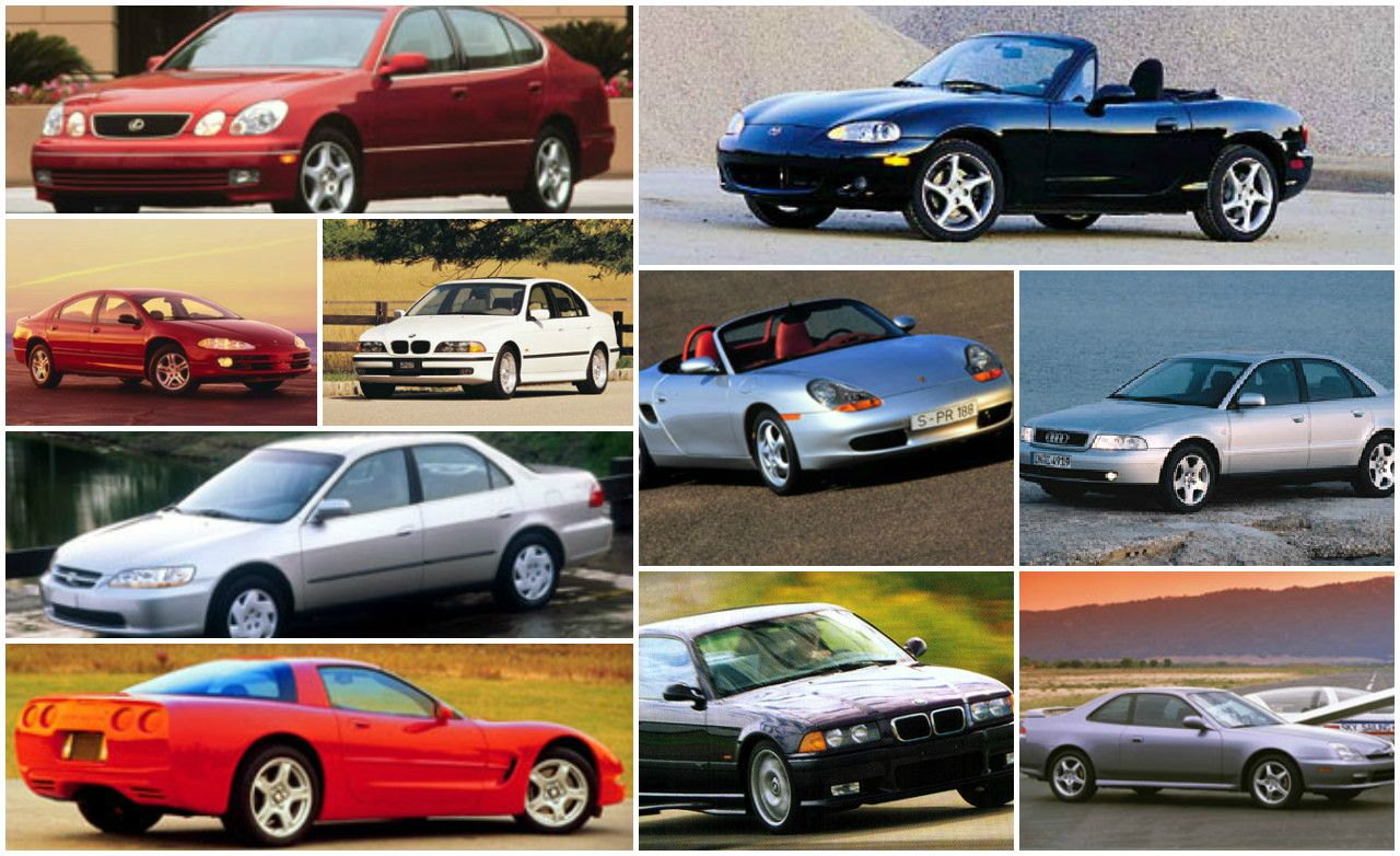 The Best Around: Car and Driver's 10Best Cars through the Decades - Slide 17