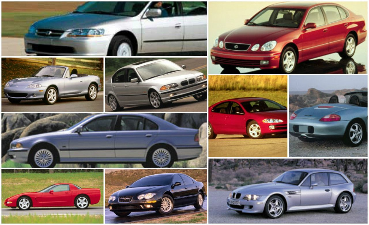 The Best Around: Car and Driver's 10Best Cars through the Decades - Slide 18
