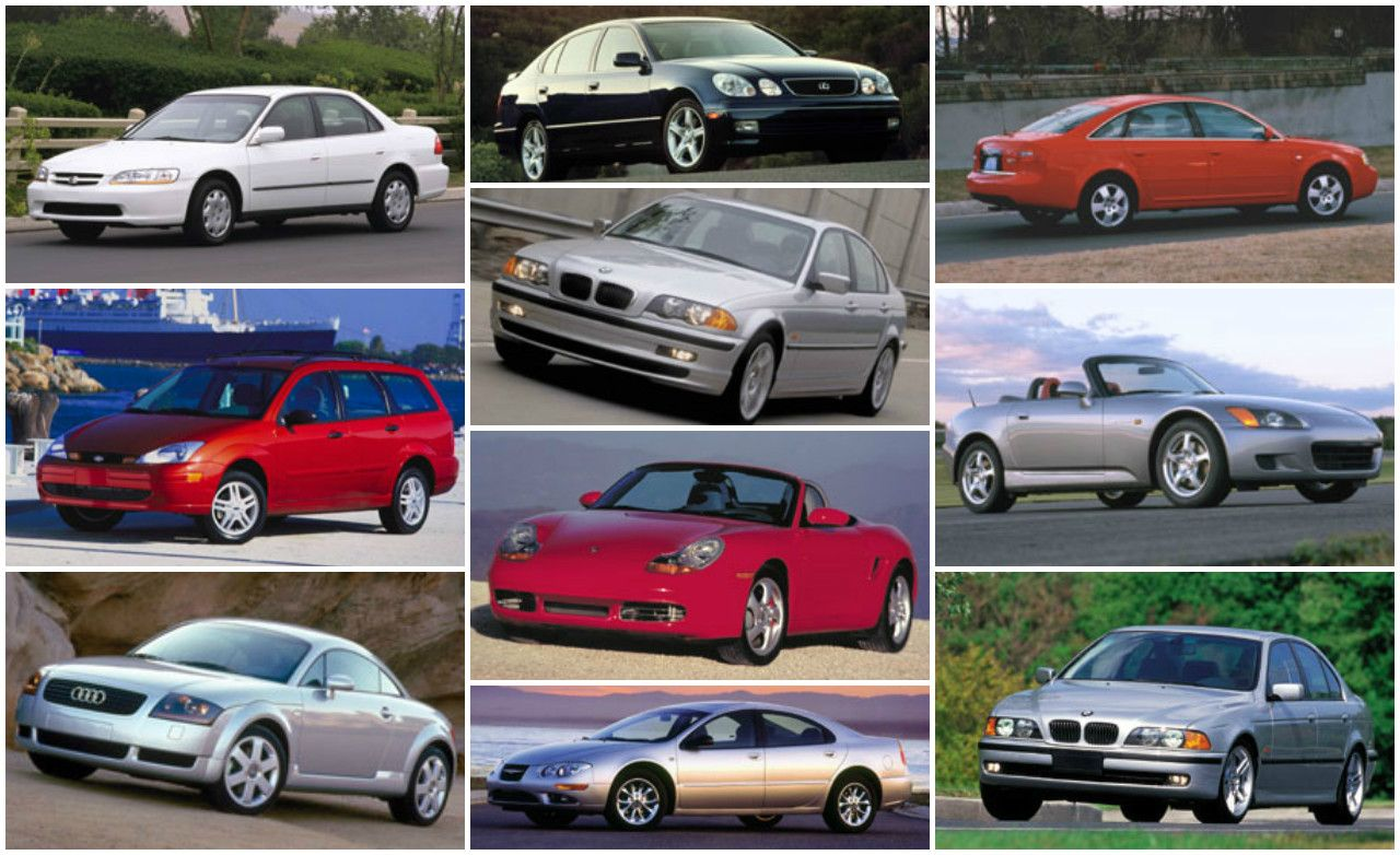 The Best Around: Car and Driver's 10Best Cars through the Decades - Slide 19