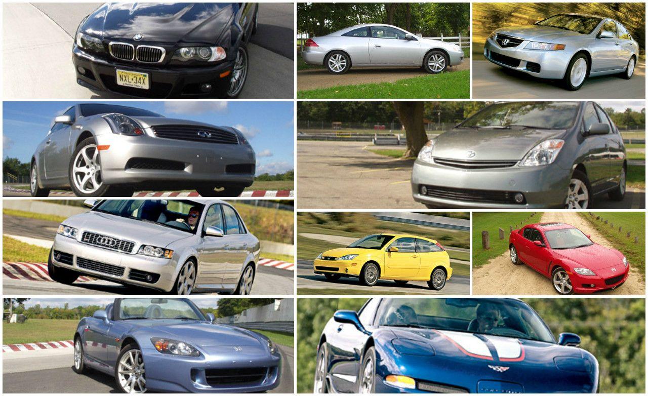 The Best Around: Car And Driveru0027s 10Best Cars Through The Decades   Slide 23
