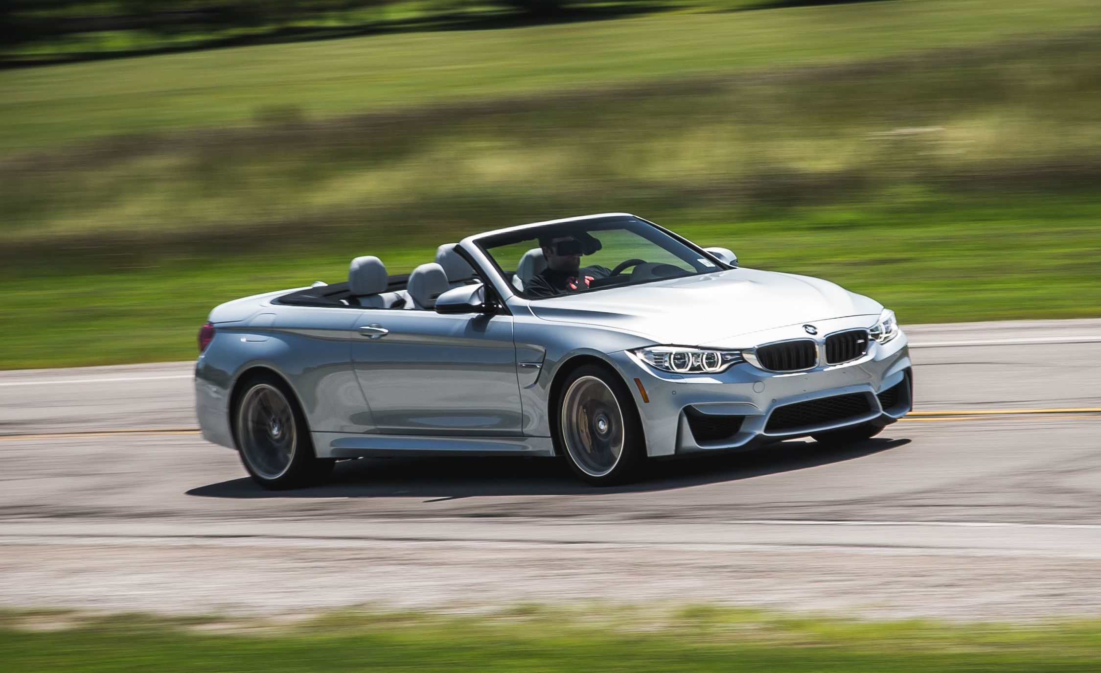 2017 Bmw M4 Convertible Manual