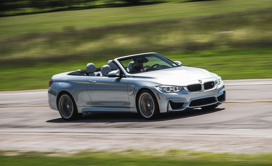 2015 BMW M4 convertible - Slide 2