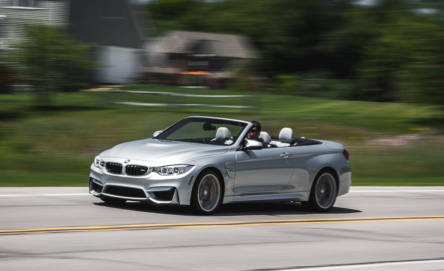 2015 BMW M4 convertible - Slide 3