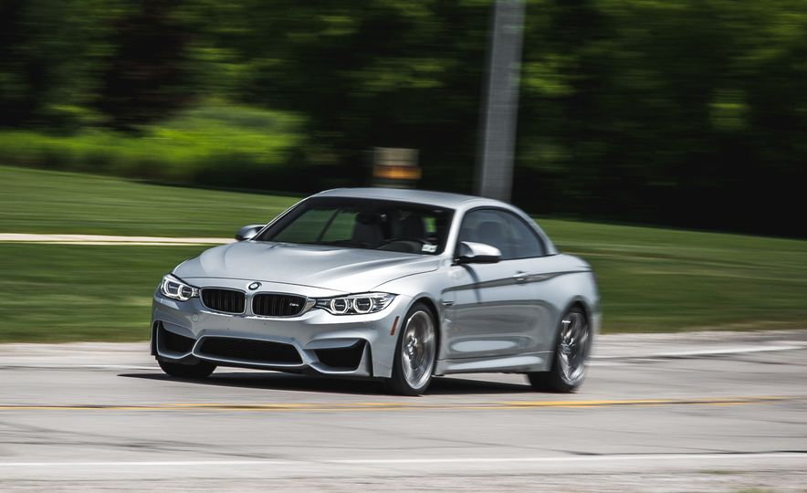 2015 BMW M4 convertible - Slide 4