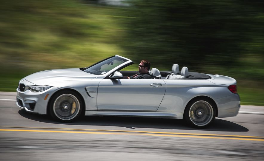 2015 BMW M4 convertible - Slide 5